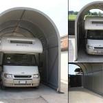 Progettazione Box Camper | Pratica Cover | Box Coperture Camper