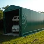 Installazione Coperture Per Camper | Pratica Cover | Box Coperture Camper