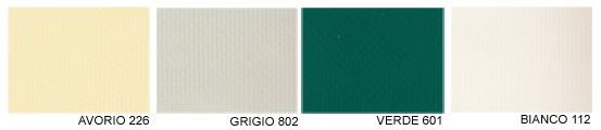 Colori PVC | Eurobrik Australia sas | Vendita coperture box camper | Padova